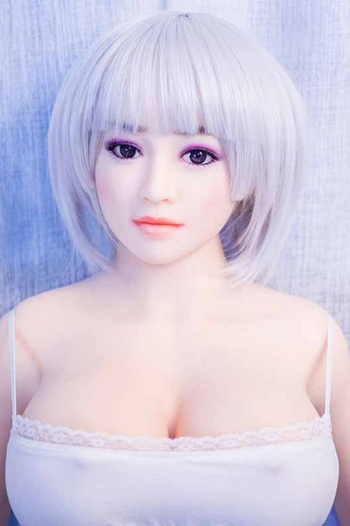 Korean Girl Looking Sex Doll Realistic Love Doll  with Huge Boobs 165cm - Melody