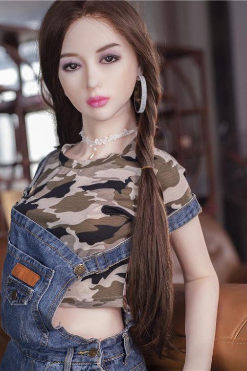 6YE High Quality Sex Doll Slim Body Milf Love Fuck Doll 150CM -Kelly