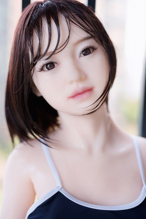 Affordable Realistic TPE Sex Toy Doll  Small Tits Young Girl Love Doll 148cm - Katherine