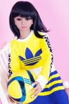 Light Young Girl Sex Doll Realistic Small Size Full Body Love Doll 125cm - Annie