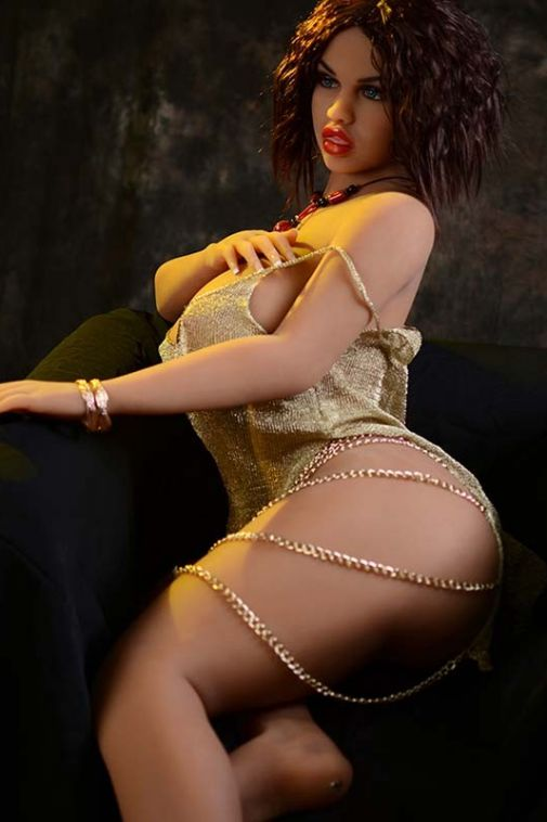 Busty Chubby Sex Doll for Men Sexy Fat Love Doll 158cm - Jaclyn