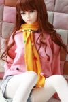 Petite Female TPE Real Love Doll Sexy Shy Asian Girl For Sale - Eileen