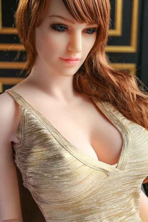 Hottest Full Size TPE Milf Sexy Doll with Enchanting Body 165cm Nicole