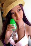 Tan Skin Slim Young Realistic Love Sex Doll 158cm Olivia