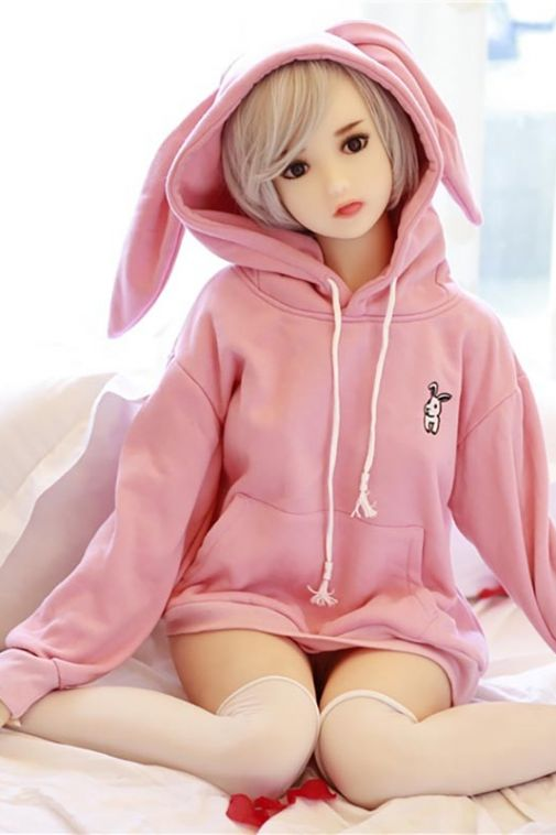 Very Cute Young Sex Doll for Man Super Real Life Love Doll 138cm - Becky