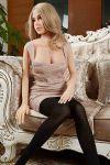 170cm Fantasy TPE Sex Doll Porn Adult Love Doll for Men-Laura