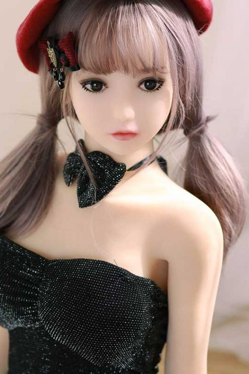 Real Lifelike Small Sex Doll Vagina Mouth Asses 3 Holes Love Doll 138cm - Sharleen