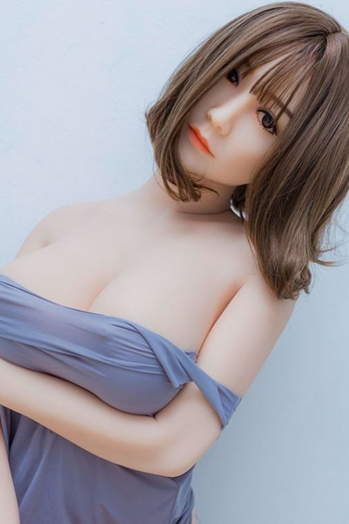 Asian Gentle Real TPE Sex Dolls Hottest Adult Love Doll For Sale 165cm - Joy