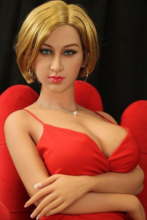Sexy TPE Life Like Sex Doll Premium Realistic Love Doll 165cm- Ella