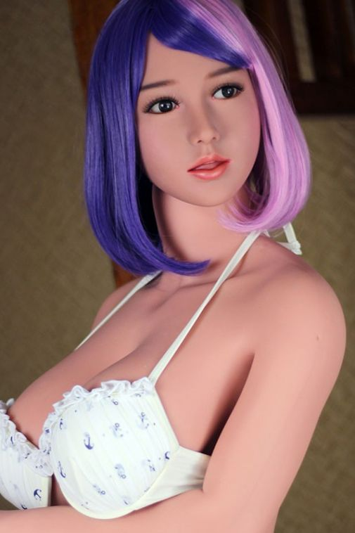 Young and Hot Japanese Girl Sex Doll TPE Life Size Love Doll 165cm - Yvonne