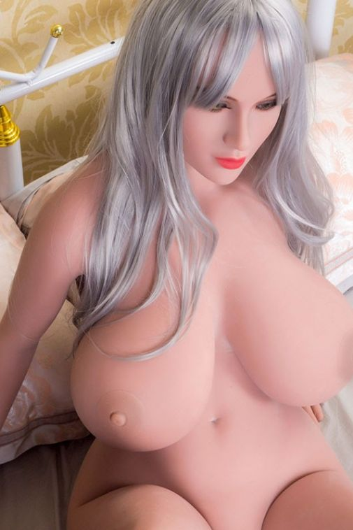 Hottest Big Butt TPE Sex Doll with Huge Tits Realistic Love Doll 165cm - Natalia
