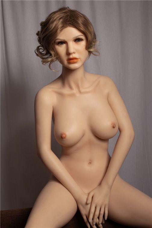 Ultra Realistic Silicone Sex Doll Milf Love Doll for Men 165CM - Jessica