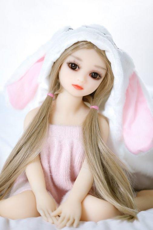 Cutest Mini Sex Doll, 65CM Love Doll - May